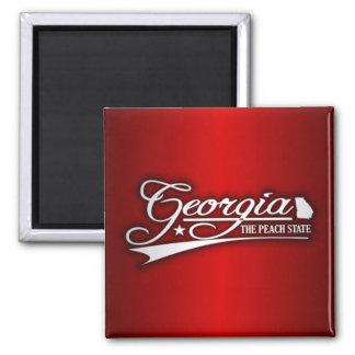 Georgia State of Mine Magnet