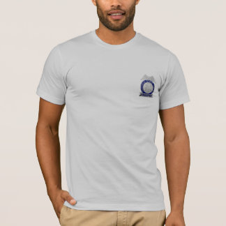 Georgia State Trooper Badge T-Shirt