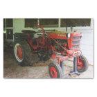 Georgia tractor tissue paper