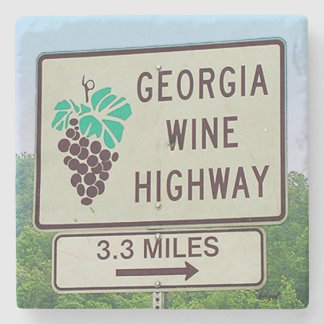 Georgia Wine Highway, Marble Coasters