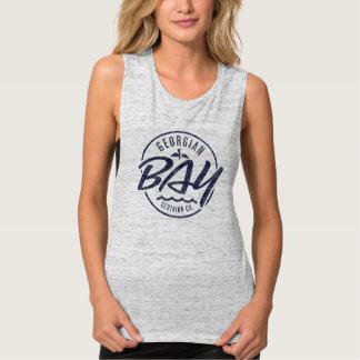 Georgian Bay Clothing Co. Flowy Muscle Tank