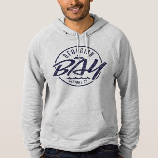 Georgian Bay Clothing Co. Mens Grey Hoodie
