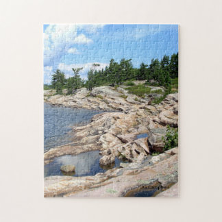 Georgian Bay Magic Jigsaw Puzzle
