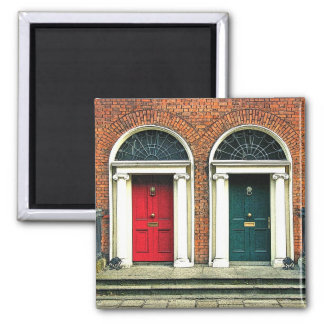 Georgian Doors Magnet