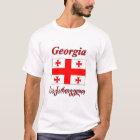 Georgian Flag T-Shirt
