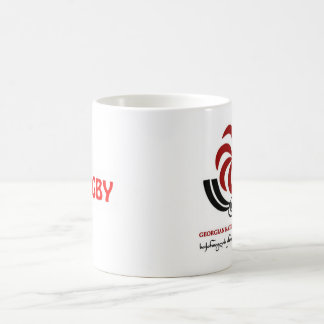 Georgian National rugby team Coffee Mug