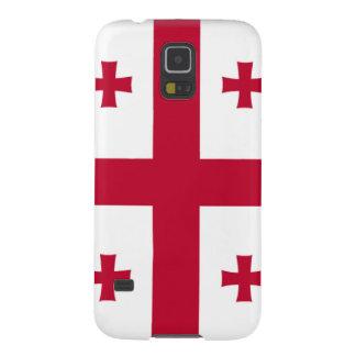 Georgian Republic Flag Galaxy S5 Cover