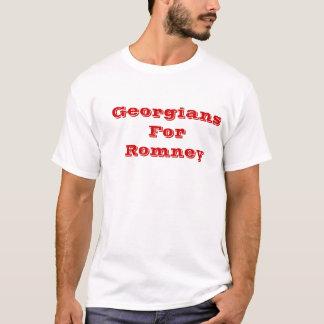 Georgians For Romney T-Shirt