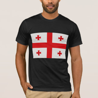 Georgia's Flag T-Shirt