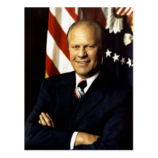 Gerald Ford Post Cards