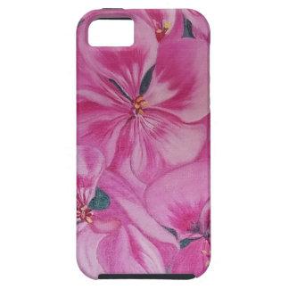 Geranium Case For The iPhone 5