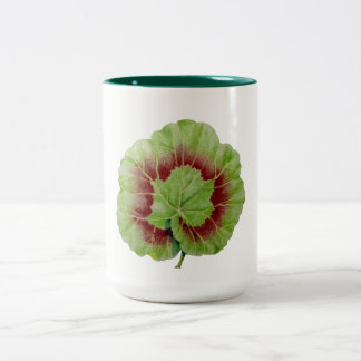 Geranium Green 15 oz Two-Tone Mug (1 of 4)