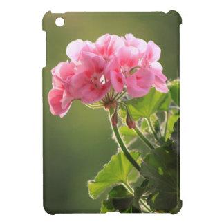 geranium iPad mini covers