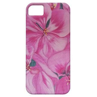 Geranium iPhone 5 Covers