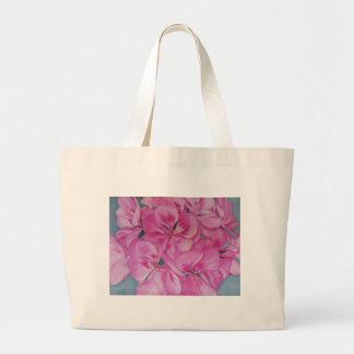 Geranium Large Tote Bag
