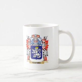 Gerard Coat of Arms - Family Crest Coffee Mug