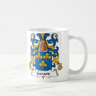 Gerard Family Crest Coffee Mug