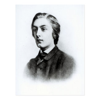 Gerard Manley Hopkins Postcard