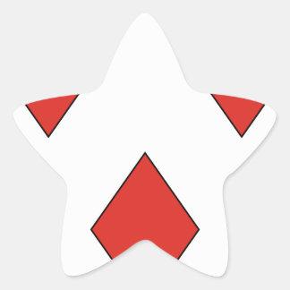 Gerard Star Sticker
