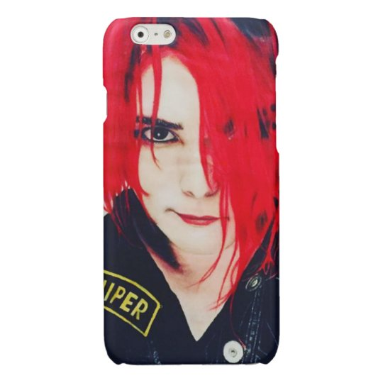 Gerard Way iPhone 6 cover