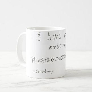 Gerard Way Tweet Coffee Mug
