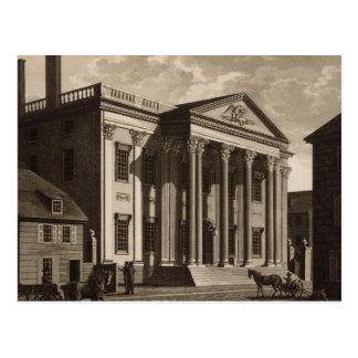 Gerards Bank in Philadelphia Postcard