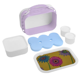 Gerber Daisies Lunch Box