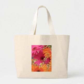 Gerber Daisy Jumbo Tote Bag