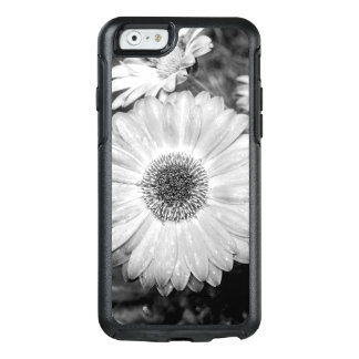 Gerbera Daisy Black & White Photograph OtterBox iPhone 6/6s Case