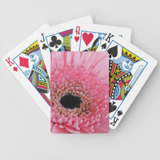 Gerbera Daisy Poker Deck