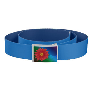 Gerbera Flower Belt