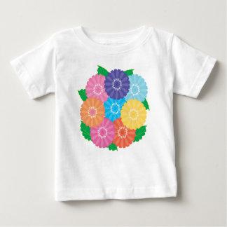 Gerbera flowers baby T-Shirt