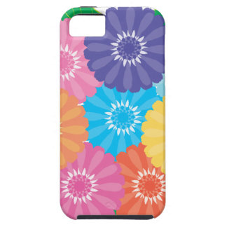 Gerbera flowers case for the iPhone 5
