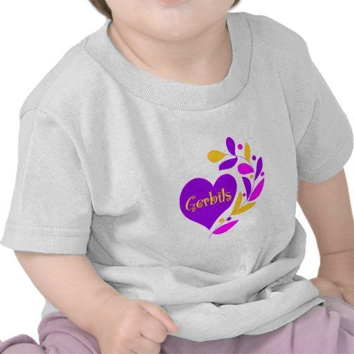 Gerbil Heart T-shirts