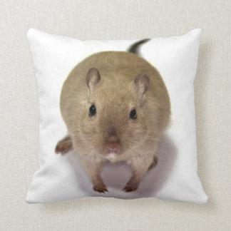 Gerbil Pillow (White)