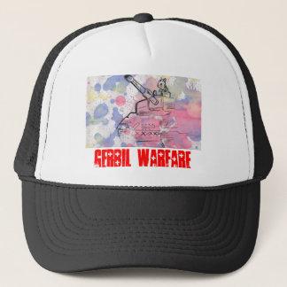 GERBIL WARFARE TRUCKER HAT