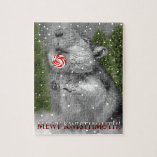 Gerbil's Christmas Dream Jigsaw Puzzle