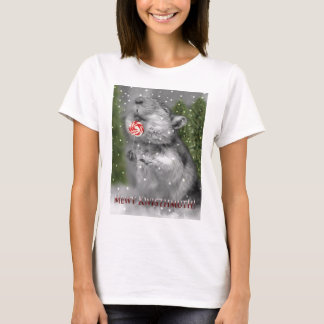 Gerbil's Christmas Dream T-Shirt