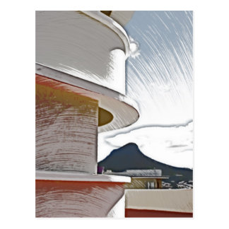 Geriva mansions, Cape Town Postcard