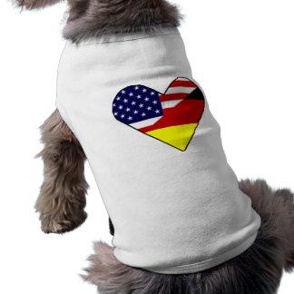 German - American Shirt