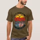 German American Soccer T-Shirt