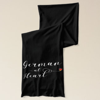 German At Heart Scarf, Germany Scarf Wrap