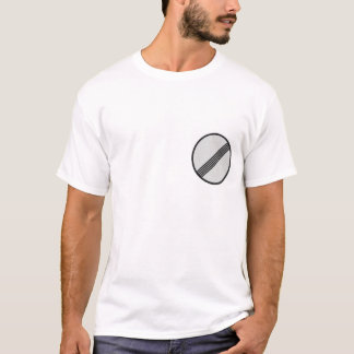 German Autobahn highway signs 1 T-Shirt