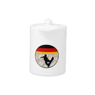 German Boarders
