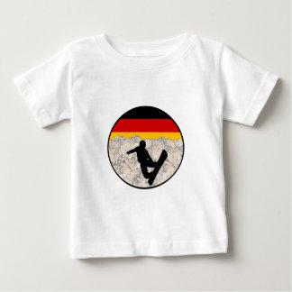 German Boarders Baby T-Shirt
