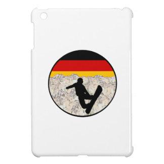 German Boarders Case For The iPad Mini