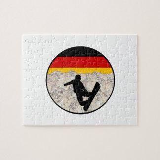 German Boarders Jigsaw Puzzle