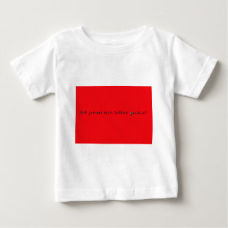 German -Castle Baby T-Shirt