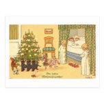 German Christmas Card Postcards