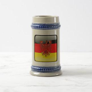German Coat of arms Beer Stein